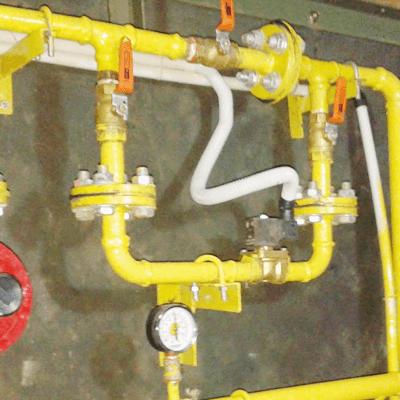 Instalasi Central Gas