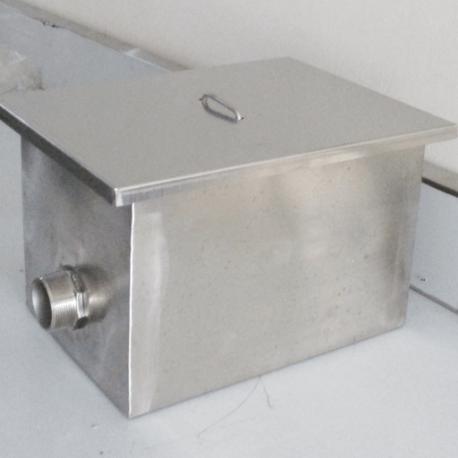 Grease Trap digunakan untuk menyaring kotoran dan lemak dari sink