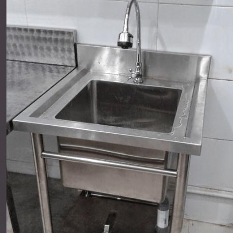Pot sink kecil Pot Sink merupakan produk kitchen stainless yang digunakan untuk mencuci perabotan atau perlengkapan masakan