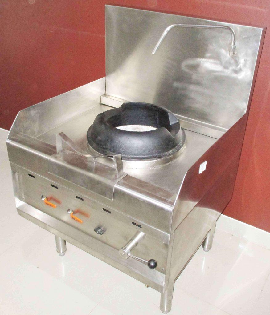 Kwali Range untuk memasak dengan tekanan tinggi