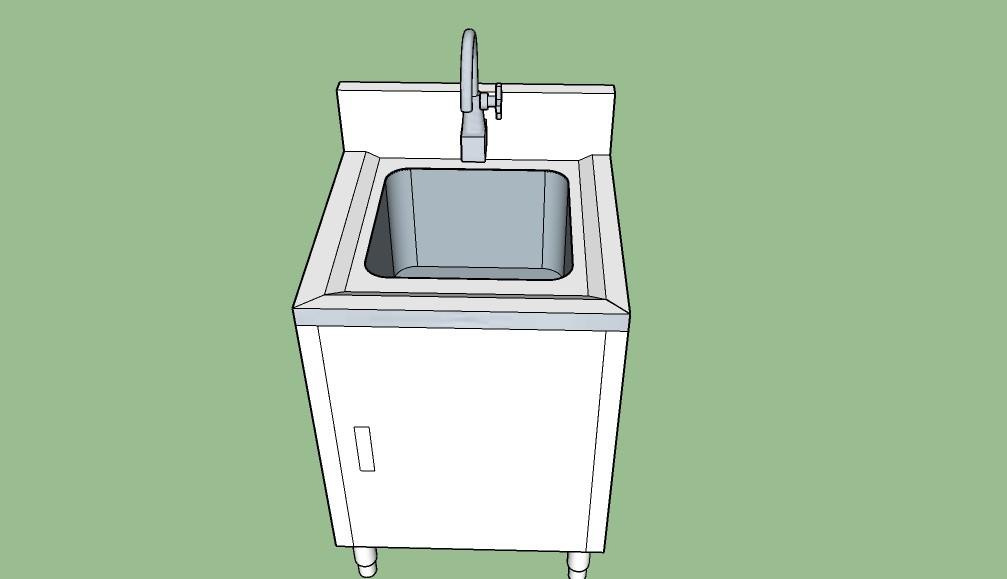 Cabinet Sink