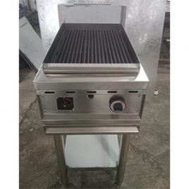 Gas Charcoal Grill