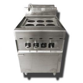 Noodle Boiler 6 Hole